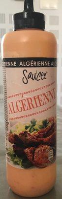 Sauce algerienne - Produit