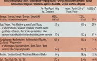 Lasagna Bolognese - Nutrition facts