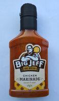 Big Jeff CHICKEN MARINADE - Produit - fr