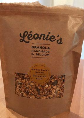 Granola chocolat noix - Product - fr