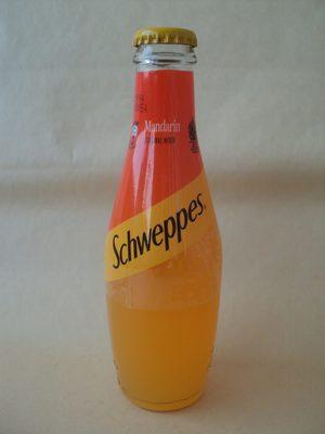 Schweppes Mandarin - Product