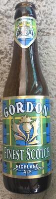 Finest scotch highland ale - Produit