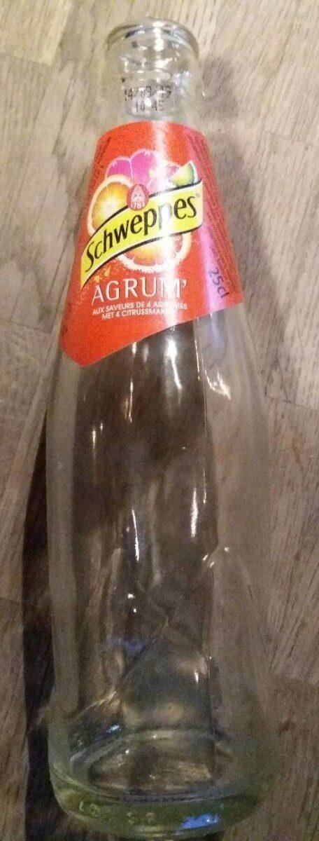 Schweppes Agrum - Produit - fr