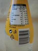 Schweppes Tonic - Nutrition facts