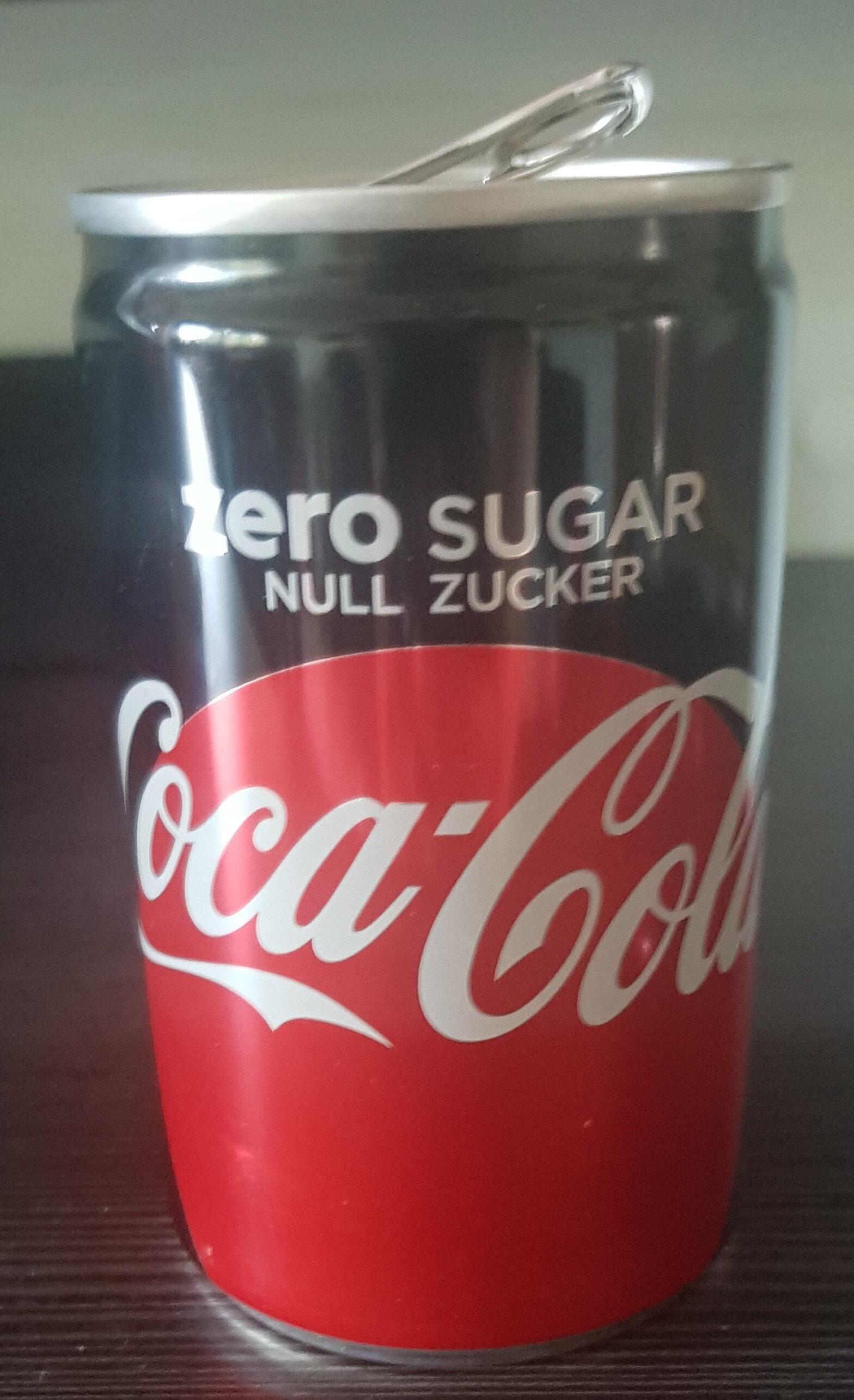 Coca Cola Zero - Product