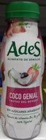 Coco Genial Frutas del Bosque AdeS - Producto