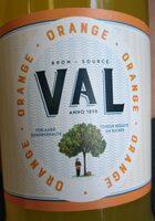 Val orange - Product