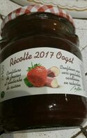 Récolte 2017 Oogst - Product - fr
