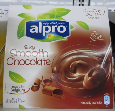 Silky Smooth Chocolate - Product