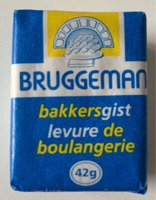 Bruggeman Levure de boulabgerie - Product