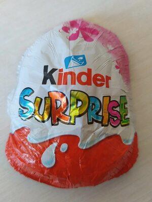 Kinder Surprise - Produit - hu