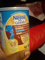 P'tite Céréale Chocolat au Lait Vanille - Product