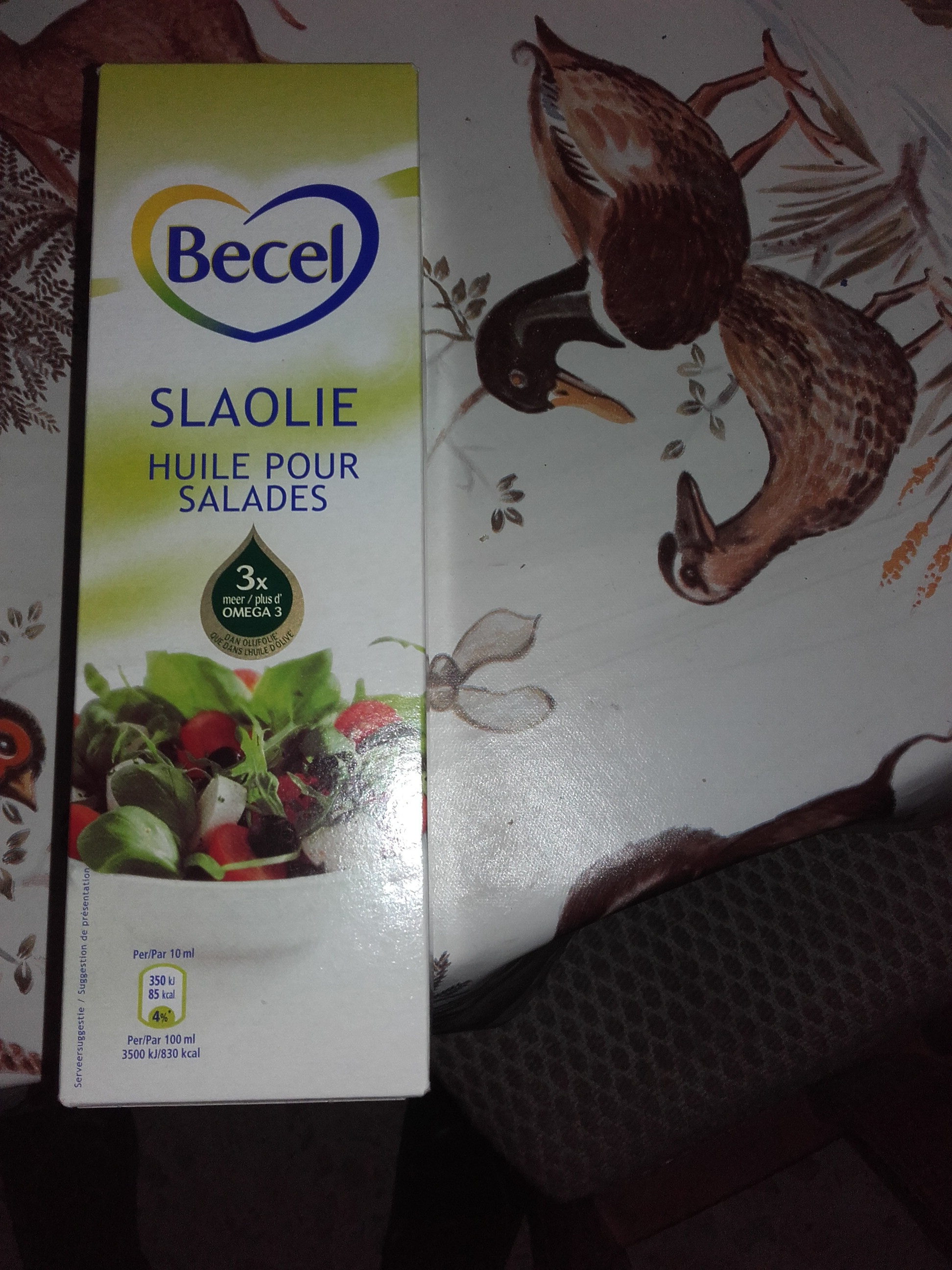 Huile Pour Salade - Product