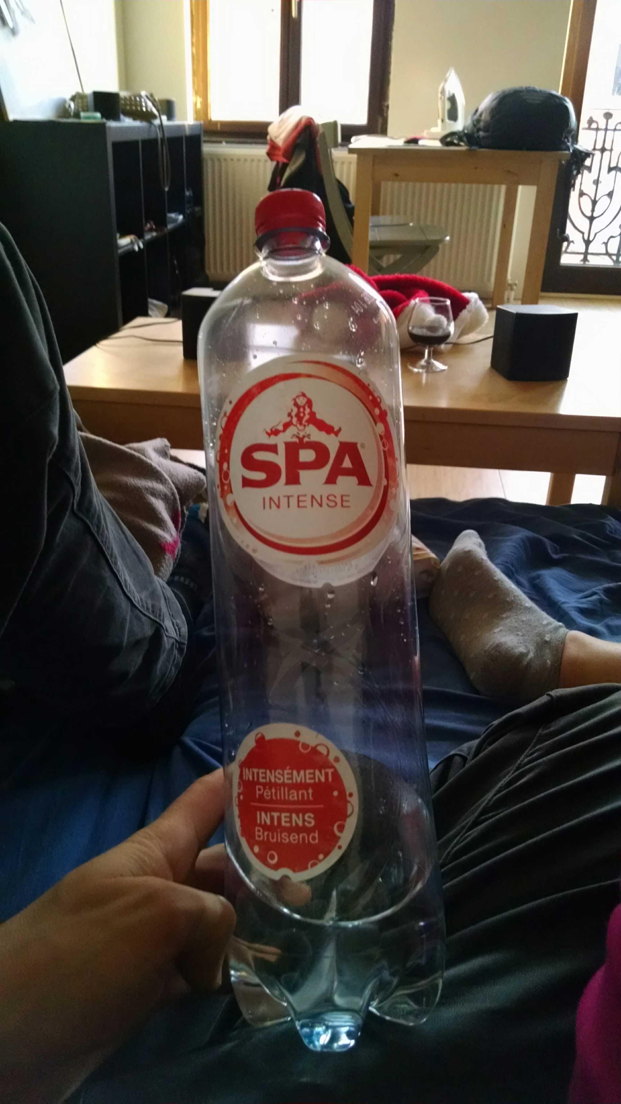 Spa Intense - Intensément pétillant - Product - fr