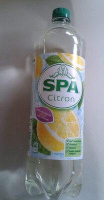 Spa citron - Produit - fr