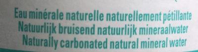 Marie-Henriette - Ingrediënten - nl