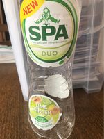 spa duo lime ginger - Product