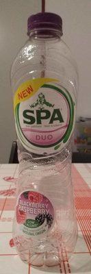 Spa Duo - Blackberry Raspberry - Product