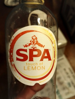Spa touch of lemon - Product - fr