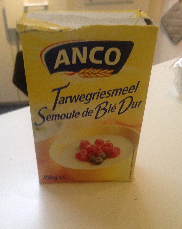 Semoule de blé dur - Product - fr