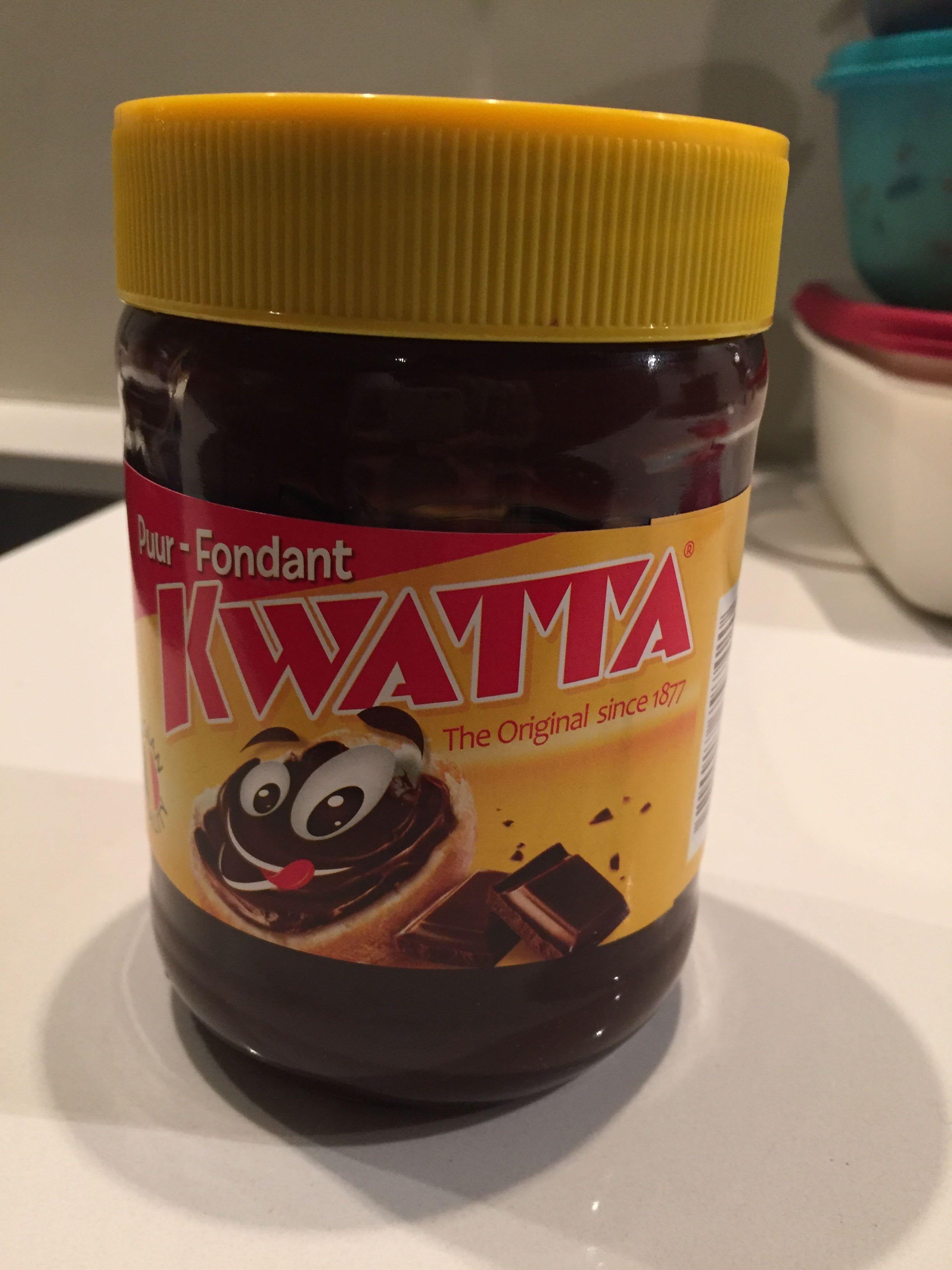 Kwatta fondant - Product - fr