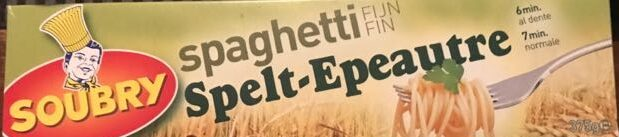 Spaghetti Fin Epautre - Product - fr