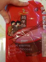 Chinese Eiermie - Produit - fr