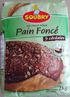 Mélange pour pain foncé 9 céréales - Product - fr