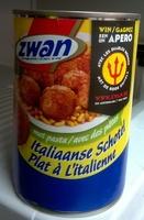 Plat à l'Italienne avec des Pâtes - Product