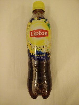 Lipton Original Sparkling Ice Tea - Product - en