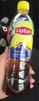 Lipton Original Sparkling Ice Tea - Prodotto - fr