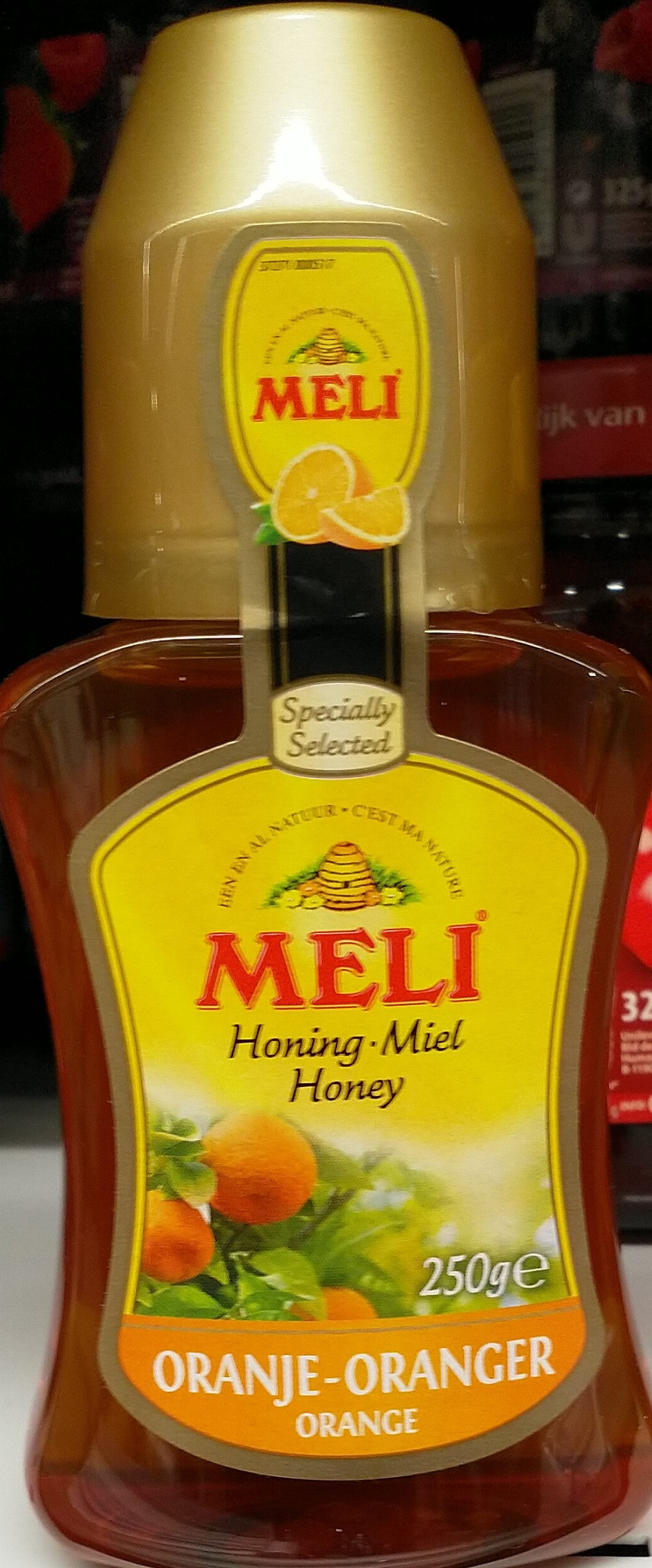 Honing honey - Product - en