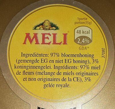 Miel - Ingredients