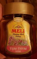 Miel Thym - Product - en