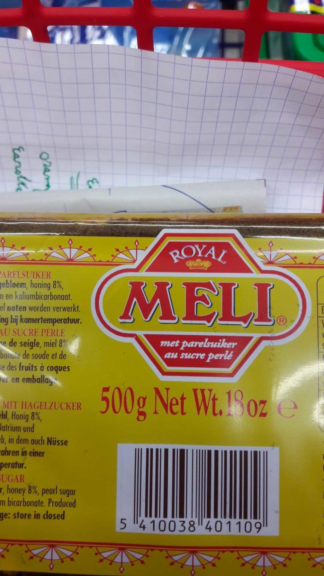 Couque au miel - Product