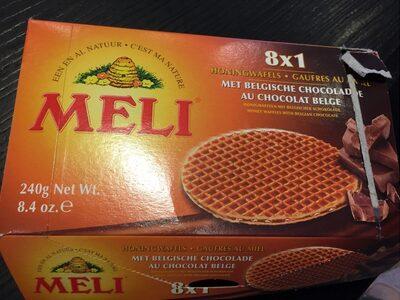 Gaufres au miel - Product - fr
