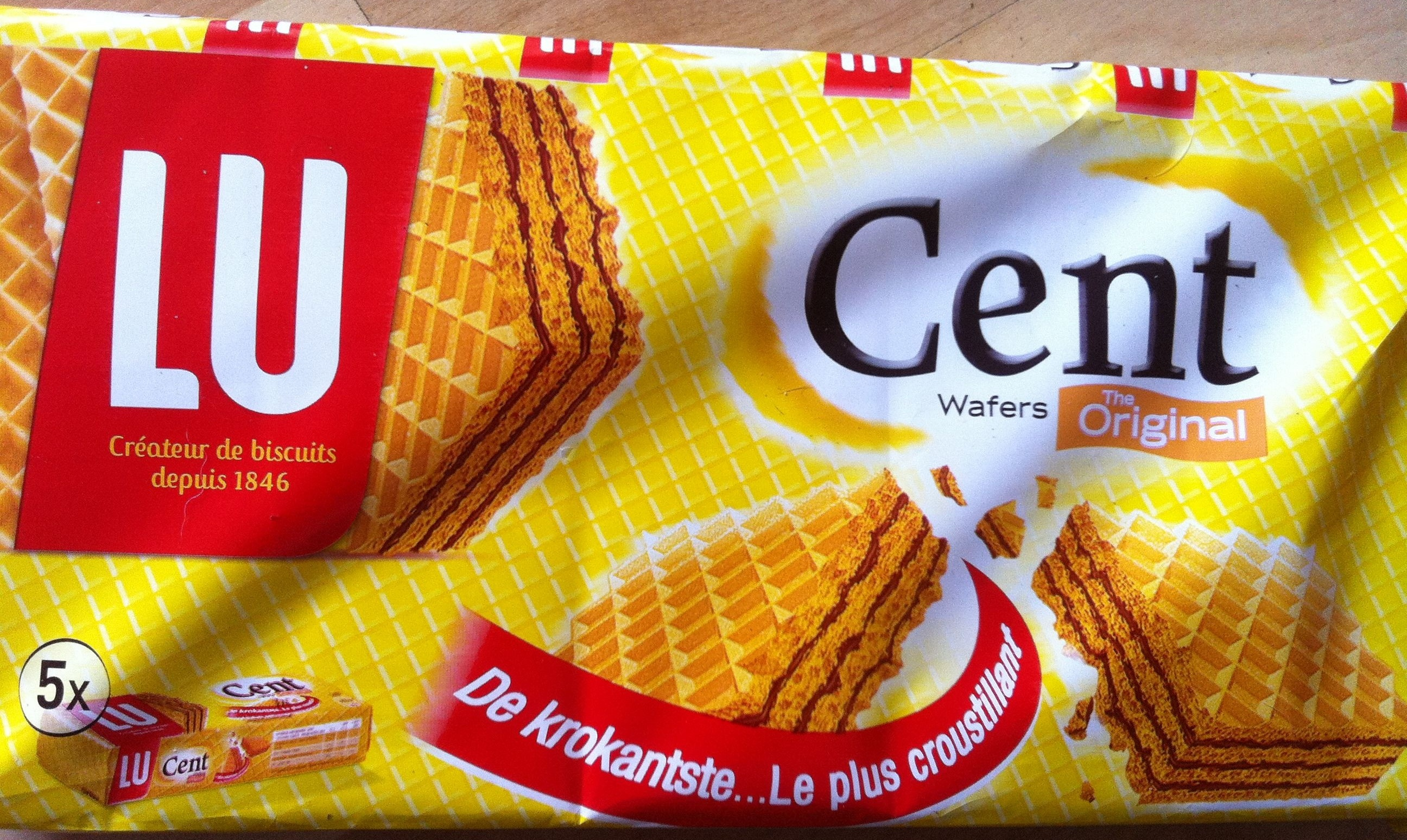 Cent Wafers Original - Product