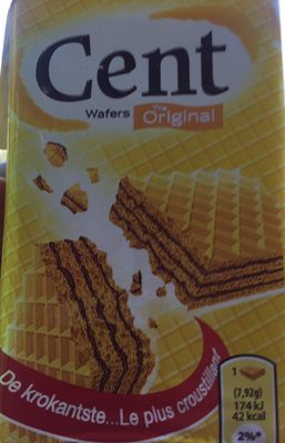 Cent Wafers Original 190G - Product