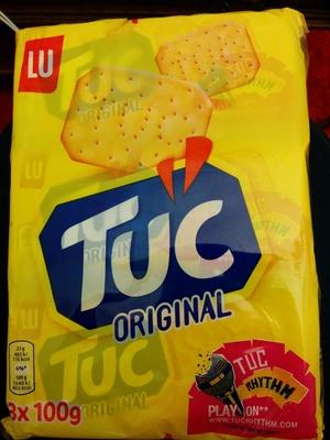 Tuc Cracker 3er - Produkt
