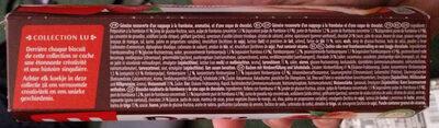 Pim's framboise - Ingredienti - fr