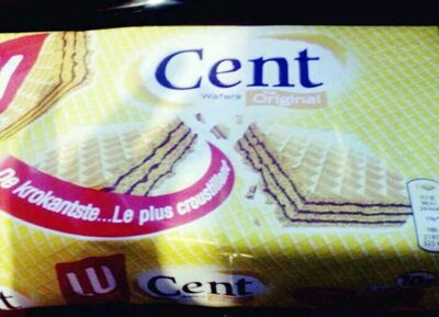 Cent wafers - Product - fr