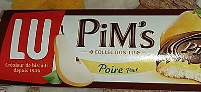 Pim's Poire - Produit - fr