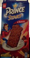 Prince Start Choco - Produit - fr