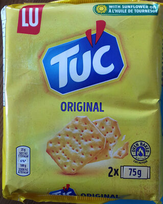 Tuc original - Product - fr