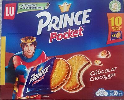 Prince Pocket - Goût chocolat - Product - fr