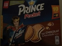 Prince Pocket - Goût chocolat - Product