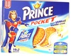 Prince Pocket goût vanille - Product