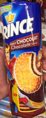 Prince goût chocolat - Produit - fr