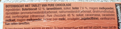 Le Petit Chocolatier - Ingredients - fr