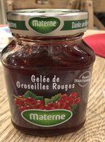 Gelée de groseilles rouges - Product - fr